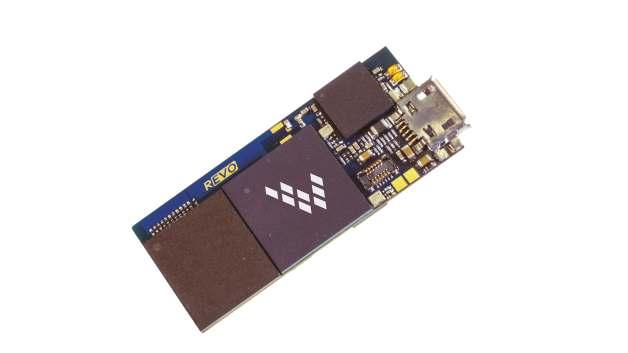 Freescales WaRP-Board setzt sich aus mehreren Prozessoren und Sensoren zusammen.