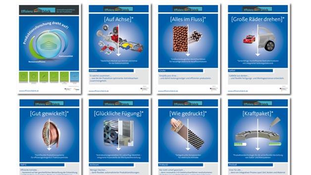 Forschungsprojekte entwickeln neue Technologien für die Großserienfertigung von Elektroantrieben.