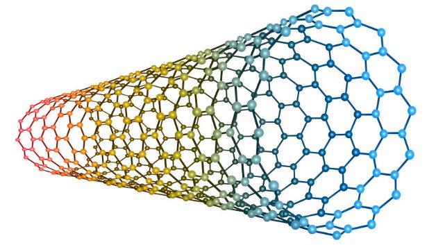 Die Kohlenstoff-Nanoröhren, die in den NRAMs von Nantero Einsatz finden, haben einen Durchmesser von 2 nm.