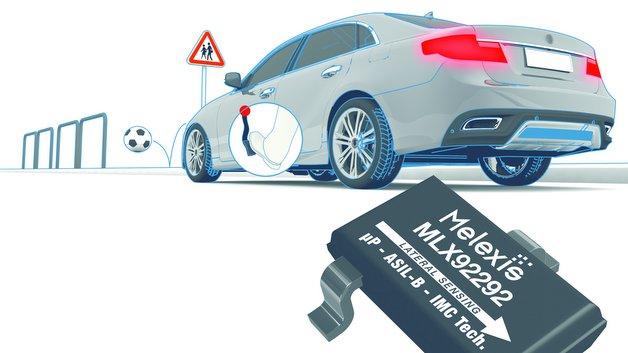 Der MLX92292 wird im 3-poligen TSOT- oder TO92-Gehäuse ausgeliefert.