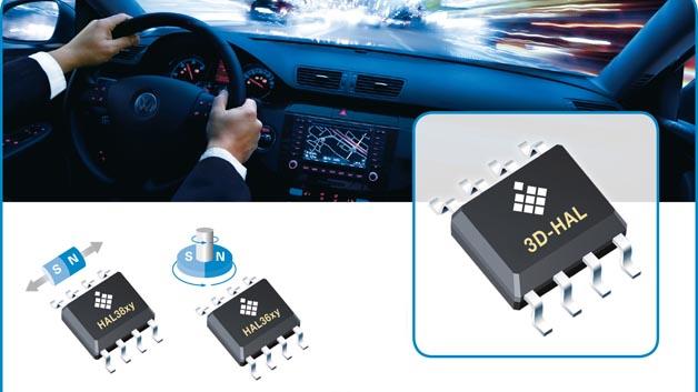 Micronas Expertise im Bereich Hall-Sensoren für Automotive- (Bild) und Industrieanwendungen hat das Kaufinteresse von TDK geweckt.