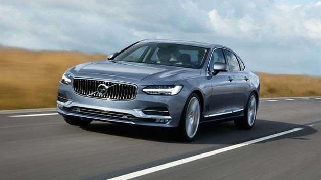 Im neuen Volvo S90, der in Detroit vorgestellt wurde, ist MOST150 implementiert.