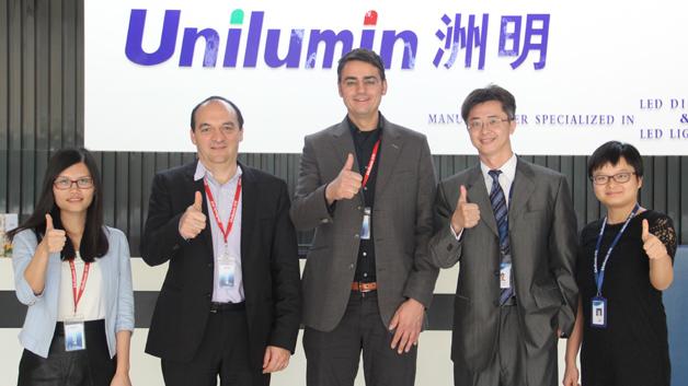 Visualisierungspezialist eyevis hat seine Kooperation mit dem chinesischen LED-Modulhersteller Unilumin intensivert.