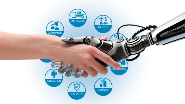 Industrie 4.0 und die Kommunikationsprotokolle