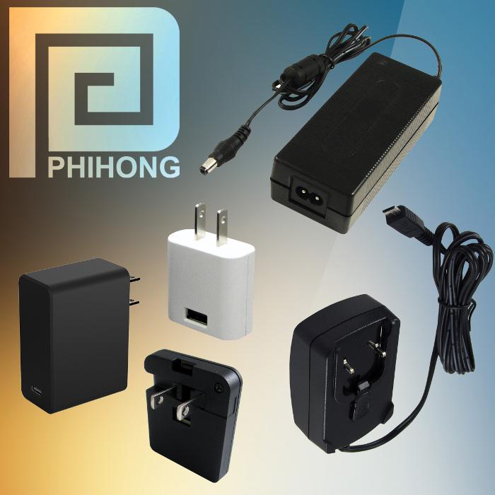 Mehr als 100 der OEM-Power-Adapter von Phihong entsprechen bereits den Energieeffizienzvorgangen der akuellen DoE Level VI.