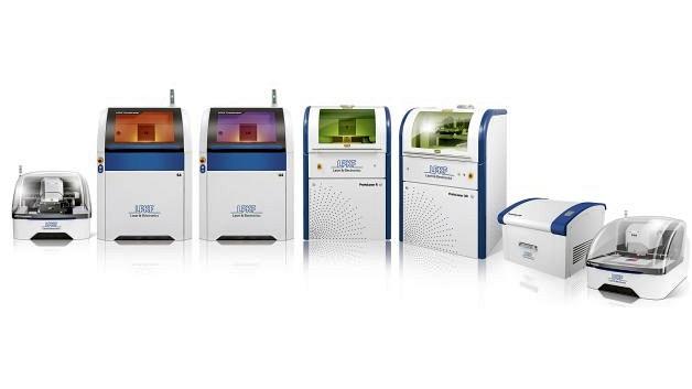 """LPKF fasst spezielle Verfahren und Lasersysteme im Bereich """"Scientific Prototyping"""" zusammen"""
