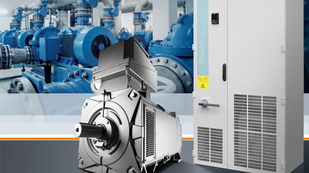 Integrated Drive Systems für den Ex-Bereich steigern die Effizienz. Durch die Integration von Simotics XP Motor und Sinamics G180 Umrichter in das Prozessleitsystem Simatic PCS 7 werden zudem Installationszeit und Wartungsaufwand verringert.