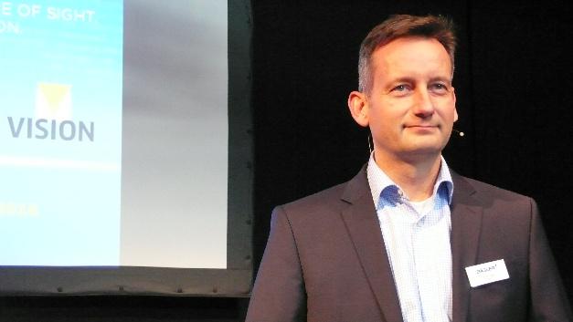 Arndt Bake, Basler: »Der Wechsel von PC- zu Embedded-Technik verringert die Systemkosten dramatisch.«